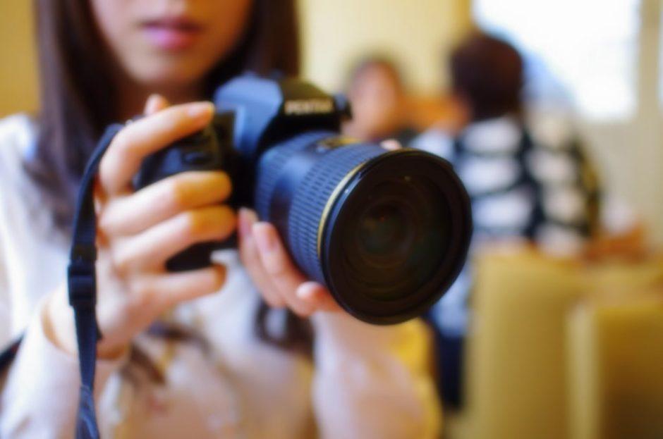 プライベートカメラレッスン
